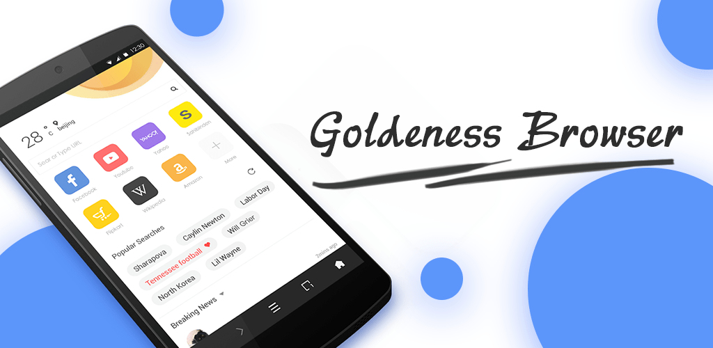 Goldeness Browser