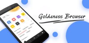 Goldeness Browser