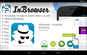 InBrowser