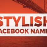 Best Facebook Stylish Profile Names